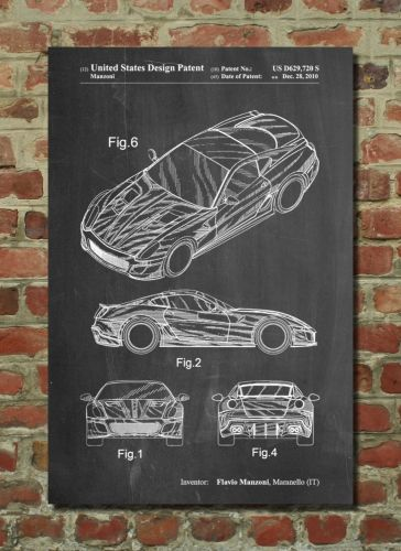 Mejores 15 imgenes de patent diagrams converted into decorative exotic car poster exotic car patent exotic car print exotic car art exotic car decor exotic malvernweather Gallery