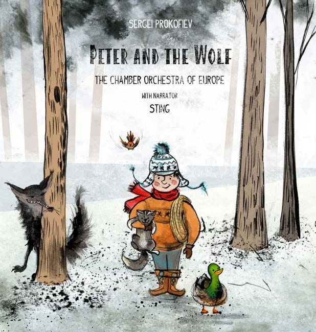 92 best images about Peter and the wolf on Pinterest