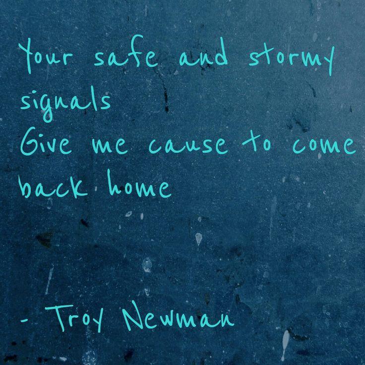 Raining - Troy Newman