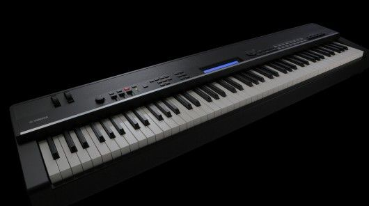 "Yamaha says that its forthcoming professional piano is ""simply the best stage piano Yamaha has ever made."" Featuring wood keys and authentic hammer action, the CP4 Stage promises faithful sonic recreations of the company's acoustic grand pianos, and a good selection of vintage electric pianos."