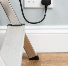 1000 ideas about hide electrical cords on pinterest cable cover hide cables and apartment living. Black Bedroom Furniture Sets. Home Design Ideas