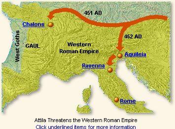 Dining With Attila the Hun, 448