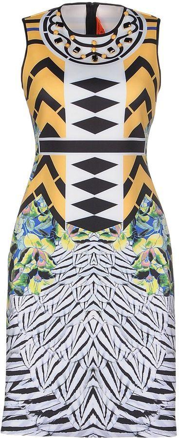 CLOVER CANYON Short dresses