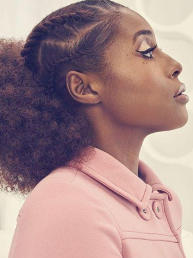La coiffeuse d'Issa Rae fournit ses conseils pour des cheveux croustillants et crépus.  – Beauté • Make up