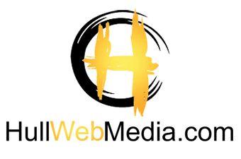 Hull Web Media  Attractive Logo Designed.