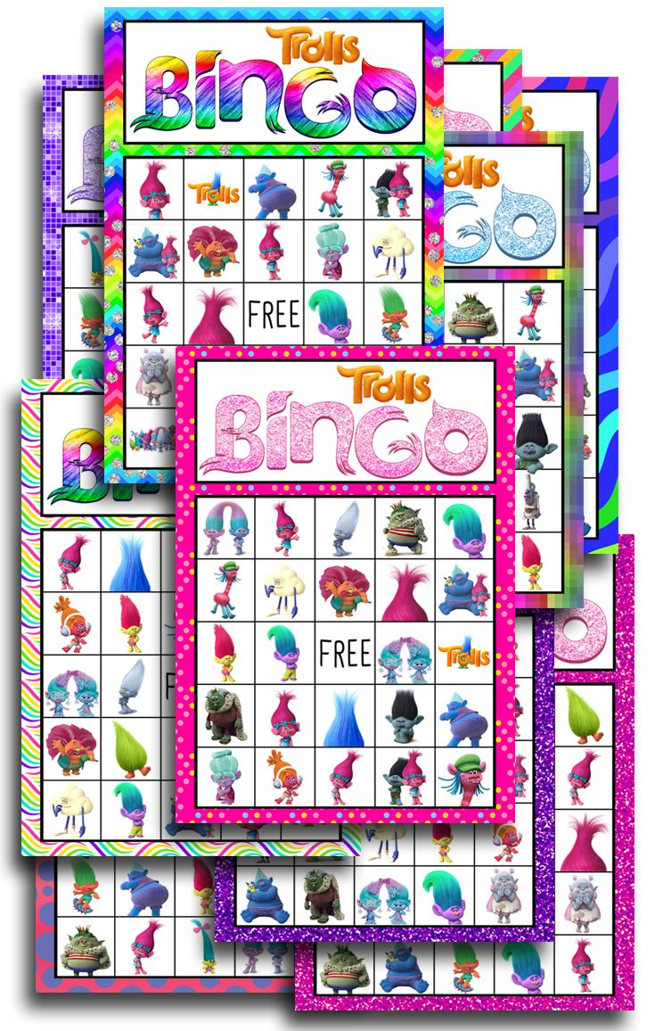 1000+ images about Printable Bingo Cards on Pinterest