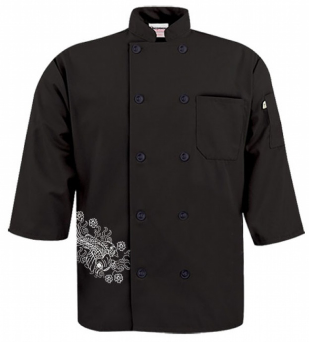 The De-Koi in black, Koi means good luck. White coming soon!
