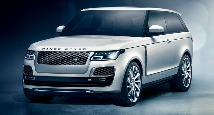 Range Rover's New SV Coupe Is A £240,000 Statement #news #Geneva_Motor_Show