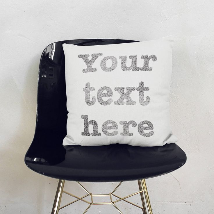 Say it with your own words! Handprinted Quote pillow with your own personal message that shows your love and apreciation for your parents, grandparents and family. Original gift that can be personalized with names..., for Grand parents day, Mothers day, Fathers day, Birthdays, Christmas ... designed and hand printed by My Home and Yours. Worldwide shipping!