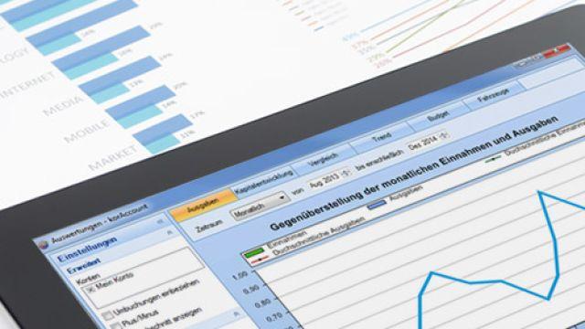 Wenn Sie ein Haushaltsbuch führen, sorgen Sie dafür, dass Ihr Konto am Monatsende nicht ins Minus abrutscht und Sie einen Überblick über Einnahmen und Ausgaben bekommen. Mit unseren Gratis-Tools und Apps haben Sie Ihre Haushaltskasse mit Excel, PDF & Co. fest im Griff.