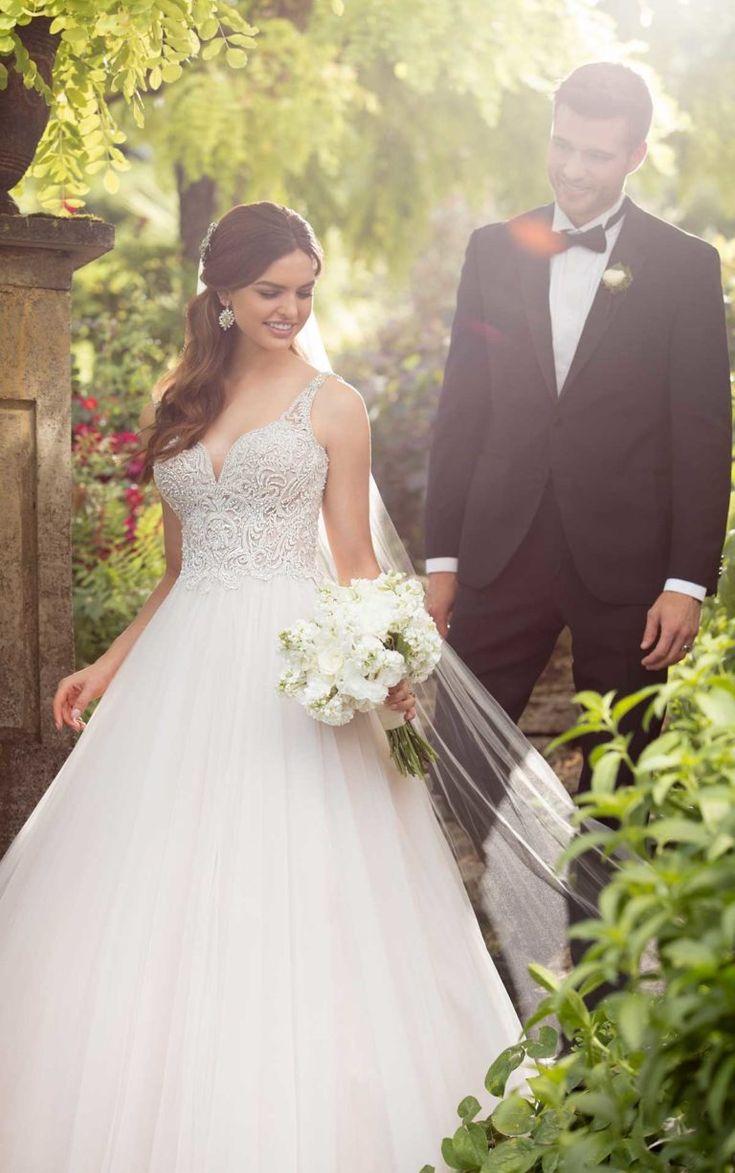 Ethereal spring 2018 essense of australia wedding dresses