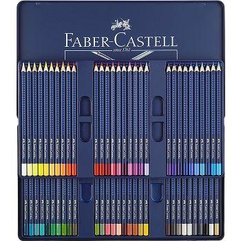 Faber-Castell Art Grip Aquarelle Watercolor Pencils Review