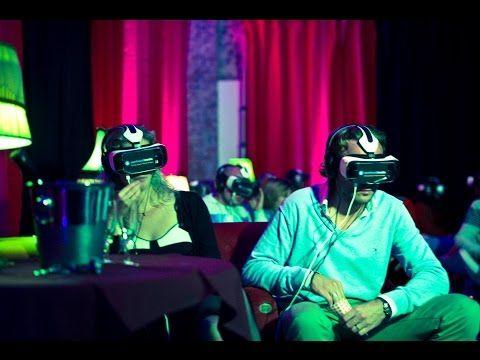 Il primo cinema con Realtà Virtuale apre ad Amsterdam - http://www.doyougeek.com/primo-cinema-realta-virtuale-apre-ad-amsterdam/ - Dimenticatevi del classico cinema in cui guardare un film su un grande schermo vi ha dato emozioni o per voi era una esperienza bellissima. Il tuo prossimo film potrebbe avere una esperienza del tutto nuova grazie a visori VR (Virtual Reality) e a degli auricolari appositi che enfatizzano questa...