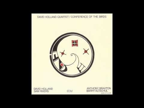 Dave Holland Quartet - Conference Of The Birds [HQ]