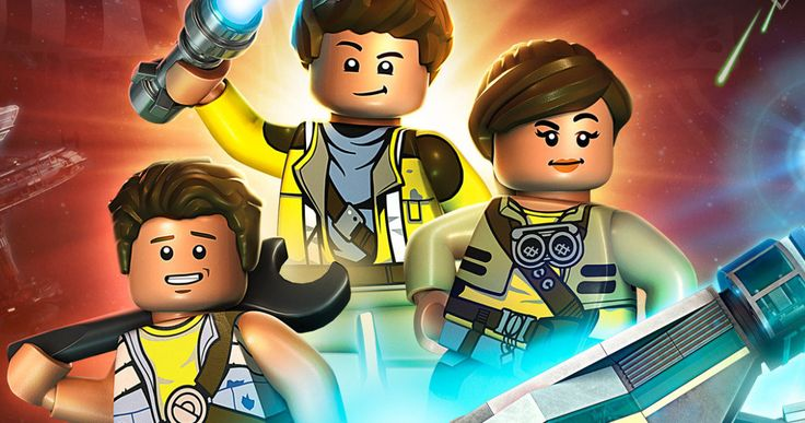 Meet the New 'Star Wars' Family in 'LEGO Freemaker Adventures' Trailer -- A family of scavengers tries to find an ancient and powerful lightsaber before the Emperor in the first trailer for 'The Freemaker Adventures'. -- http://movieweb.com/lego-star-wars-freemaker-adventures-trailer/