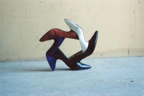 Fischli / Weiss, The Three Sisters on ArtStack #fischli-weiss #art