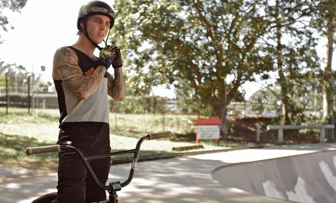 Australia Pumps Out So Much BMX Talent It Baffles Me – Sweet Mother Of God Logan Martin Is A BMX Beast! Is There Anything He Can't Do
