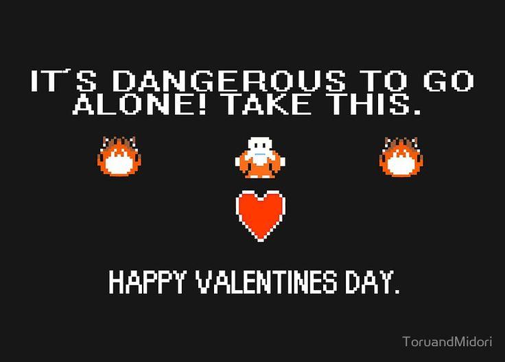 Legend of Zelda Valentines Day cards now in store.   #zelda, #link, #gaming, #valentines,