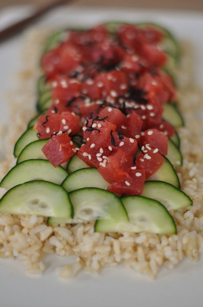 17 best ideas about sushi grade tuna on pinterest tuna for Whole foods sushi grade fish