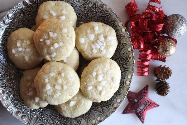 Norwegian Butter Cookies Serinakaker Recipe Butter Cookies Buttery Cookies Christmas Cookies