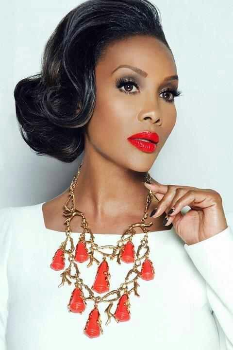 Vivica Fox - spitting image of Dianne Carroll here.