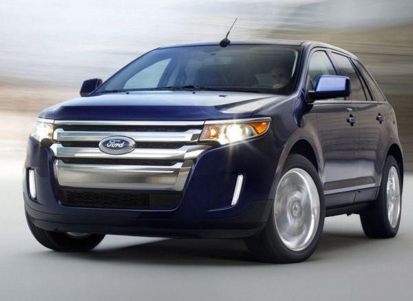Цены на Ford Edge 2014 в России | Autodrom.Info