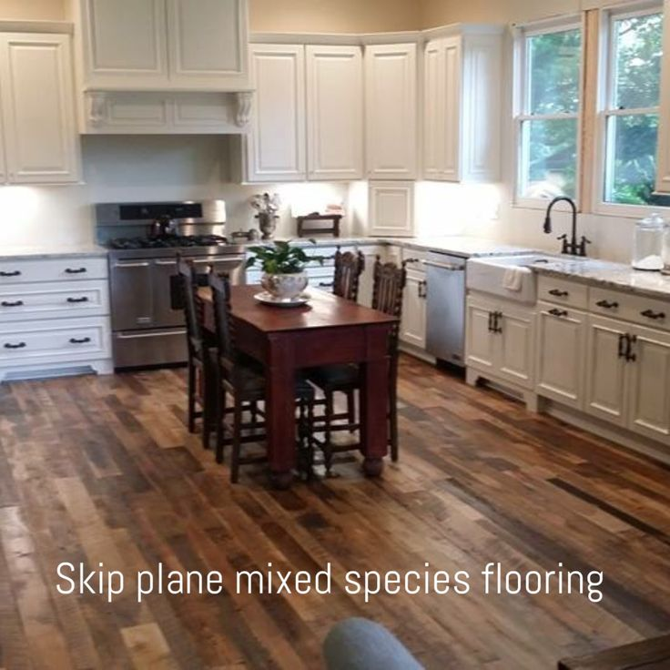 Barn Wood Kitchen: 50 Best Reclaimed Barn Wood Flooring Images On Pinterest