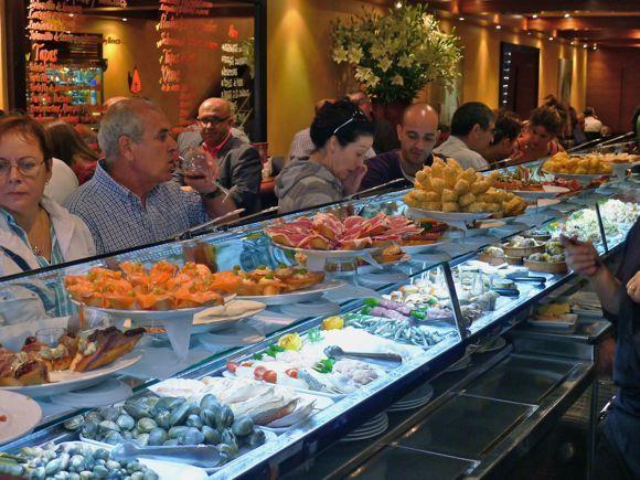 Taberna do Bispo in Santiago de Compostela - scrumptious! #Spain #food