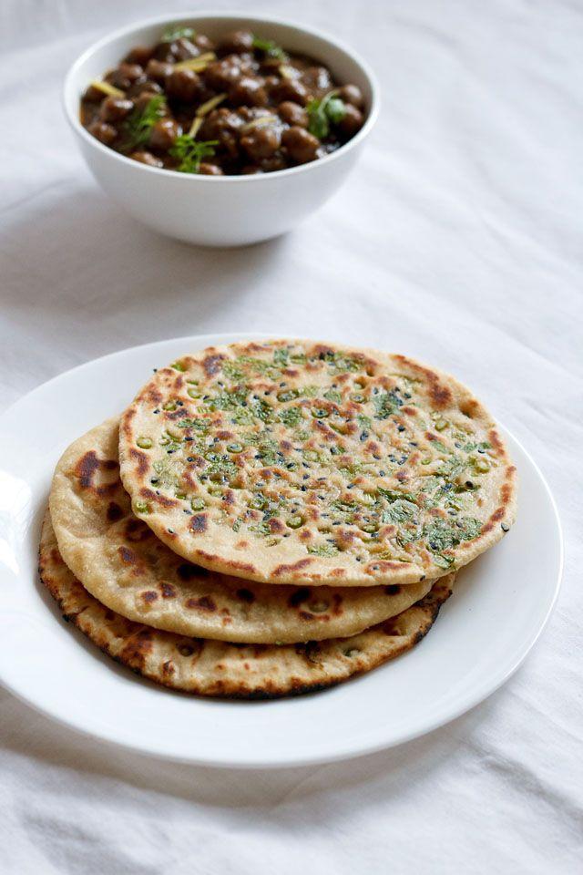 13 best naan recipe images on pinterest kitchens indian cuisine garlic naan recipe on tawa lasooni naan forumfinder Gallery