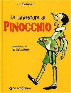 Le avventure di Pinocchio (ill. Mussino)