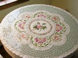 Shabby Chic Mosaic Furniture - Bing images
