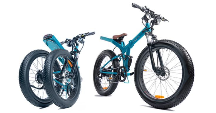 Folding frame fat tire ebike with 85 mile range, 750w motor, 48v battery, full suspension & more. | Crowdfunding is a democratic way to support the fundraising needs of your community. Make a contribution today!