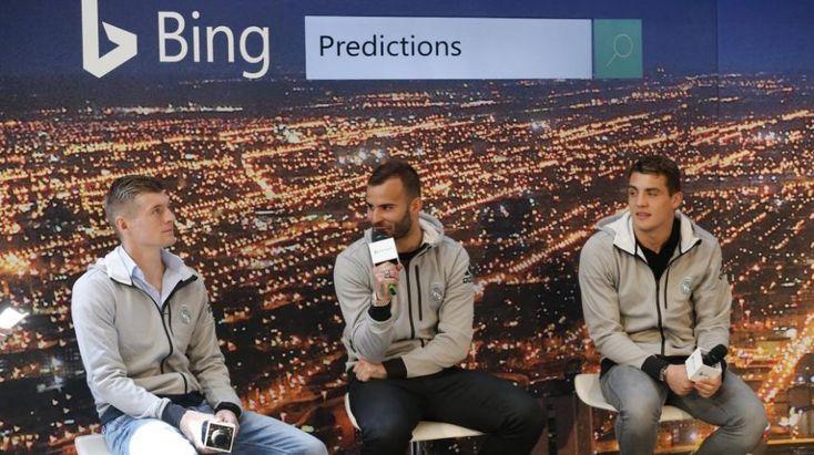 Con #Bing de #Microsoft será más fácil hacer la #Quiniela o Apostar  Juegos y Aplicaciones big data bing deporte microsoft