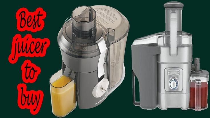 Best juicer to buy for home use
