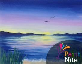 Paint Nite Hartfordnewhaven | Dana Farber Cancer Institute Fundraiser 3/21 Wood N Tap