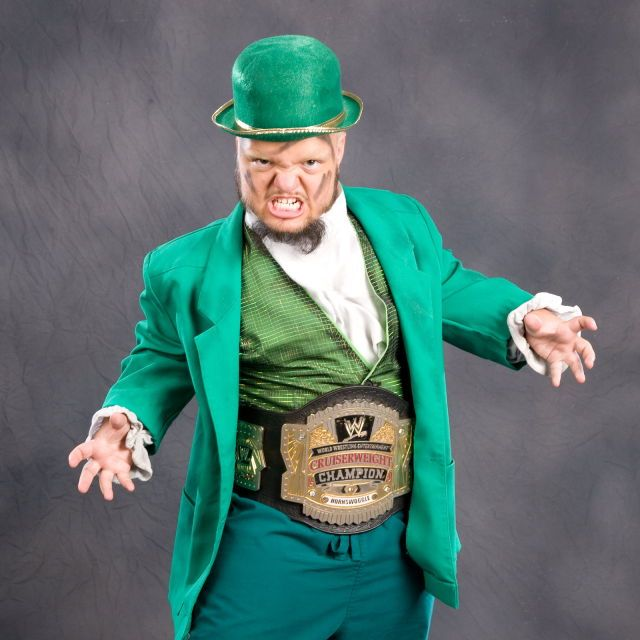 43 best hornswoggle wwe images on Pinterest | Wwe ... Hornswoggle
