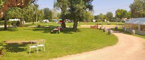 De camping in de Bourgogne en Ain voor een heerlijke vakantie of als ideale tussenstop langs de Route du Soleil, Aux Rives du Soleil