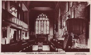 English church hampshireiow lymington church hp104 by danetre gifts