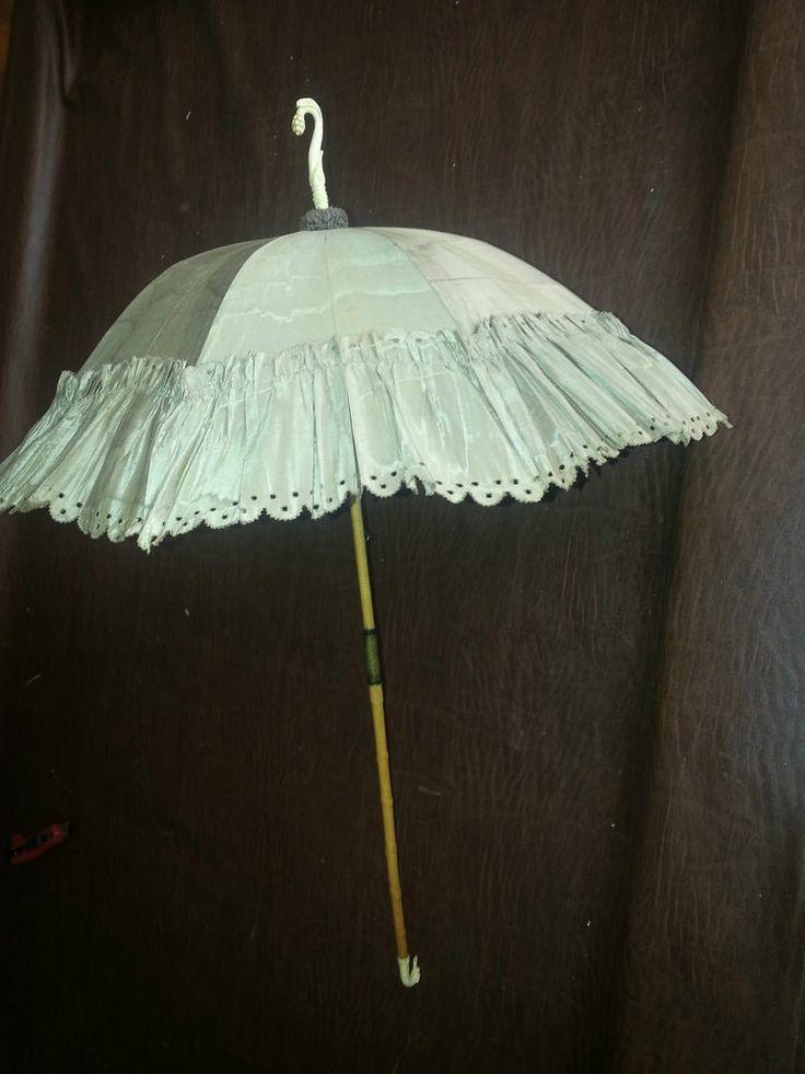 113 best Victorian Parasols images on Pinterest | Hand ...