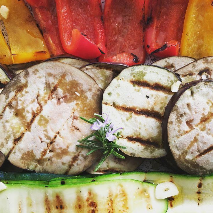 Grilled vegetables !