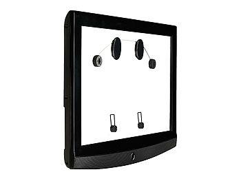 """auvisio Ultraflache Wandhalterung f. LCD-TV 26-60"""" (66-152cm) bis 40kg auvisio TV-Wandhalterungen"""