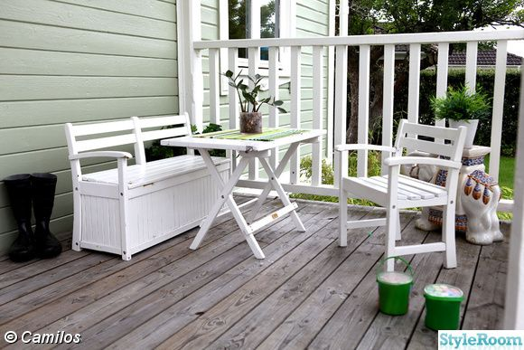 Trädgårdsmöbler för barn
