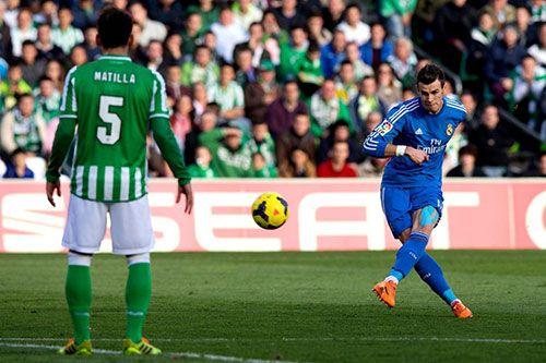 Bale, freekick