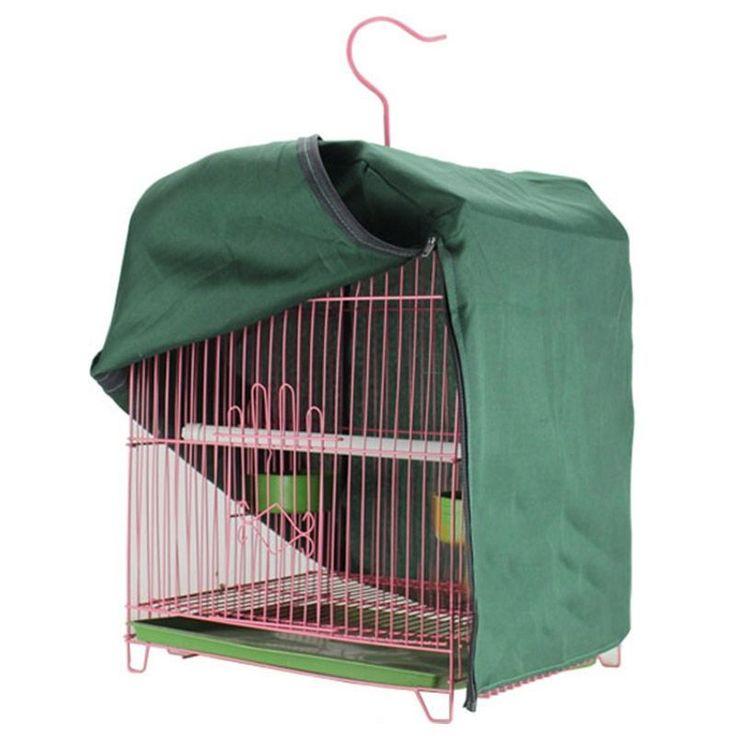 34*31*43センチ鳥ケージカバーペット包まハウスカバー日焼け止め鳥包まホームカバー防塵装飾バードケージ #parrotcagecover