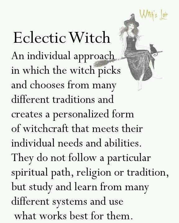 Beginner Wicca - Eclectic Witch