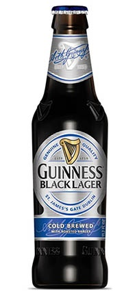 Guinness Black Lager: A review