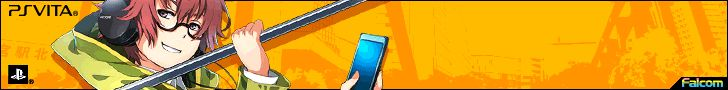 PSVITA ファルコムマガジン2015 728px × 90px