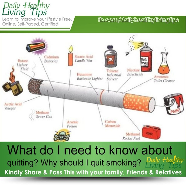 Ways to quit smoking essay
