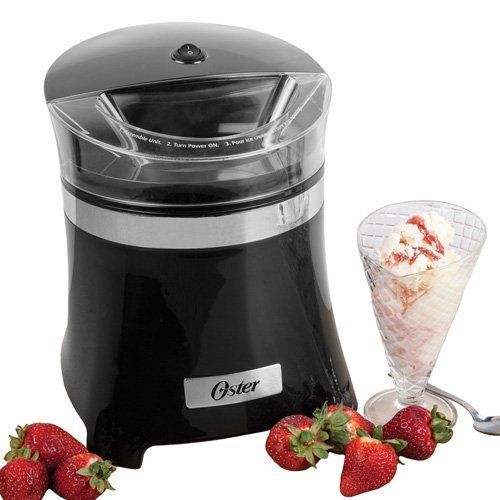 Oster Ice Cream, Frozen Yogurt, & Sorbet Maker #Oster