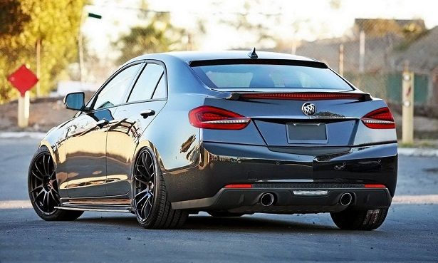 2015 Buick Grand National spec and release | RELEASE DATE 2014-2015